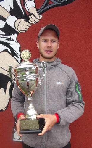 Vereinsmeister Stephan Böhm