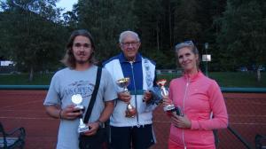 v.l. Florian Böhm, Heinz Fuchs, Sonja Klaus